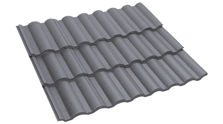 Classic Hacienda Monierprime Concrete Roof Tiles