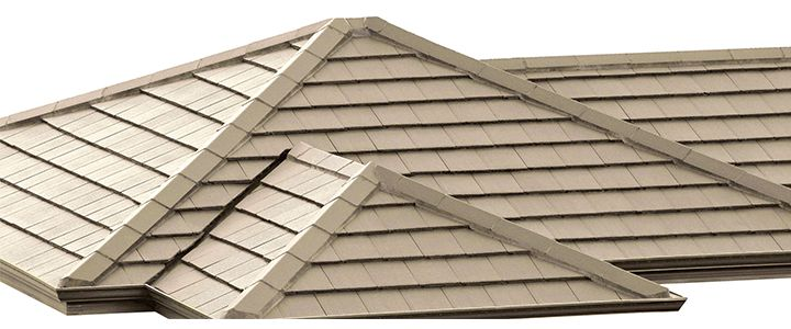 Contemporary Horizon Monierprime Concrete Roof Tiles