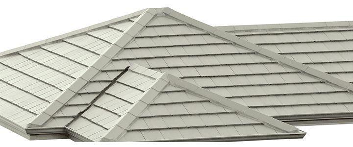 Contemporary Horizon Monierprime Concrete Roof Tiles